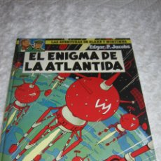 Cómics: LAS AVENTURAS DE BLAKE Y MORTIMER -EL ENIGMA DE LA ATLANTIDA - N. 4. Lote 50118536