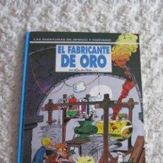 Cómics: LAS AVENTURAS DE SPIROU Y FANTASIO - EL FABRICANTE DE ORO N. 33. Lote 53711430