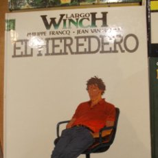 Cómics: LARGO WICH-EL HEREDERO-EDICIONES JUNIOR-GRIJALBO-. Lote 47818465