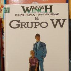 Cómics: LARGO WICH-EL GRUPO W-EDICIONES JUNIOR-GRIJALBO-. Lote 47818487