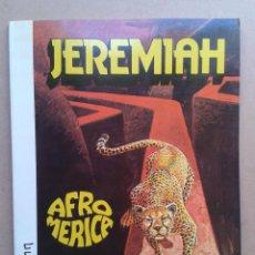 Cómics: JEREMIAH AFROMERICA COMIC Nº 7 GRIJALBO 1984. Lote 47819524