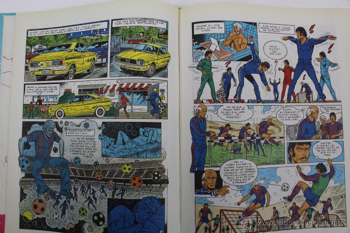 Cómics: L 1407- ERIC CASTEL. NUMEROS 1 Y 2. RAYMOND REDING-FRANÇOISE HUGUES. EDICIONES JUNIOR-GRIJALBO. 1985 - Foto 4 - 49171672
