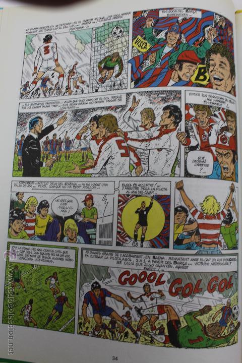 Cómics: L 1407- ERIC CASTEL. NUMEROS 1 Y 2. RAYMOND REDING-FRANÇOISE HUGUES. EDICIONES JUNIOR-GRIJALBO. 1985 - Foto 8 - 49171672