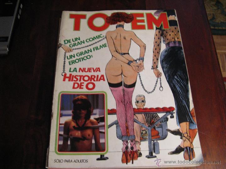 TOTEM 60 (Tebeos y Comics - Grijalbo - Eric Castel)
