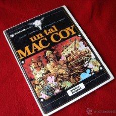 Cómics: COMIC : UN TAL MAC COY ( PASTAS DURAS ) - GRIJALBO / DARGAUD 1981. Lote 47992247