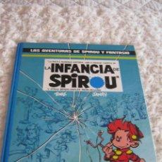 Cómics: LAS AVENTURAS DE SPIROU Y FANTASIO - LA INFANCIA DE SPIROU N. 24. Lote 48039277