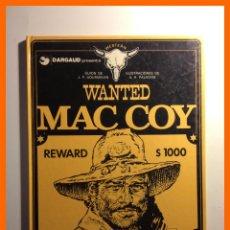 Cómics: MAC COY - WANTED - Nº5 - EDICIONES GRIJALBO (1980). Lote 48197702