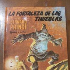 Cómics: BERNARD PRINCE-LA FORTALEZA DE LAS TINIEBLAS-Nº11-EDICIONES JUNIOR. Lote 48264331