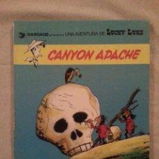 Cómics: CÓMIC , TEBEO DE LUCKY LUKE: CANYON APACHE. Lote 48346413
