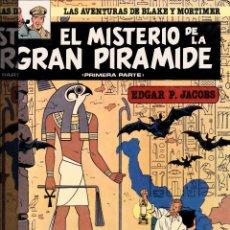 Cómics: EL MISTERIO DE LA GRAN PIRAMIDE NºS 1 Y 2 . Lote 48361245