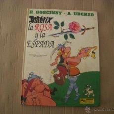 Cómics: ASTERIX, LA ROSA Y LA ESPADA, TAPA DURA, EDITORIAL GRIJALBO. Lote 48461119