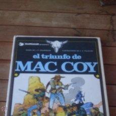 Cómics: EL TRIUNFO DE MAC COY. Nº 4. GRIJALBO 1979. Lote 48505676