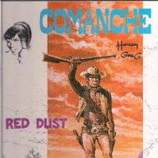Cómics: COMANCHE NUMERO 01: RED DUST. Lote 48519455