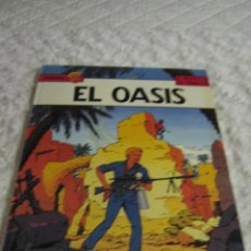 Cómics: LEFRANC- EL OASIS N. 7. Lote 48642966