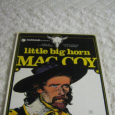 Cómics: MAC COY - LITTLE BIG HORN - N,8. Lote 48643307