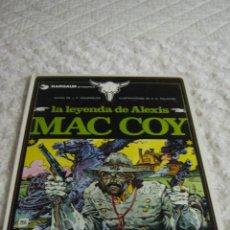 Cómics: MAC COY - LA LEYENDA DE ALEXIS N. 1. Lote 53305549