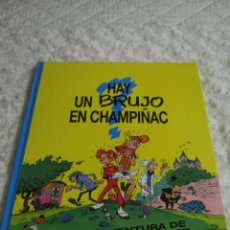 Cómics: UNA GRAN AVENTURA DE SPIROU Y FANTASIO - HAY UN BRUJO EN CHAMPIÑAC N. 1. Lote 125190328
