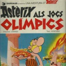 Cómics: ASTERIX EN CATALAN-ALS JOCS OLIMPICS. Lote 48648541