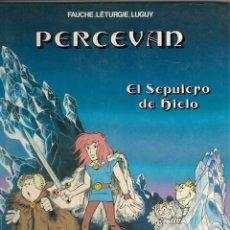 Cómics: PERCEVAN. Nº 2. EL SEPULCRO DE HIELO.. Lote 48685610