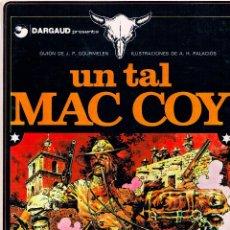 Cómics: MAC COY Nº 2. TAPAS DURAS. 1976. - UN TAL MAC COY -. PRIMERA EDICION. PERFECTO ESTADO. Lote 48723513