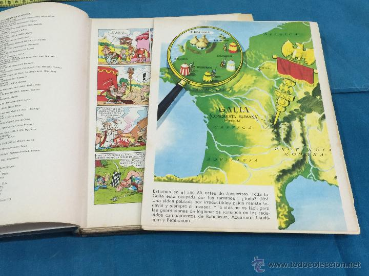 Cómics: Las aventuras de Asterix. Grijalbo-Dargaud, Barcelona, 1980. Tomo 2 - Foto 5 - 48777896