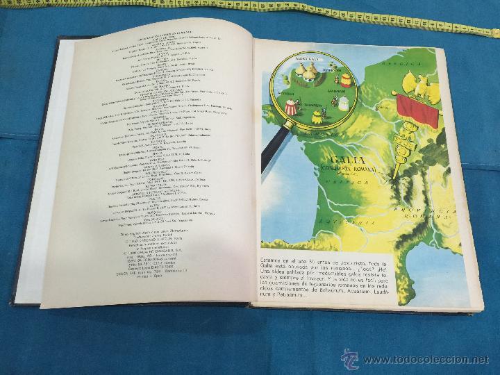 Cómics: Las aventuras de Asterix. Grijalbo-Dargaud, Barcelona, 1980. Tomo 2 - Foto 8 - 48777896