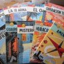 Cómics: LEFRANC. COLECCIÓN COMPLETA 10 ÁLBUMES. MARTIN & CHAILLET. JUNIOR GRIJALBO 1986-1989 MBE. Lote 48824479
