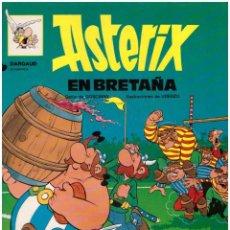 Cómics: COMIC ASTERIX: ASTERIX EN BRETAÑA; GRIJALBO/DARGAUD. Lote 38357906