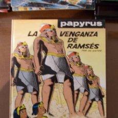 Cómics: PAPYRUS-LA VENGANZA DE RAMSES-Nº7-EDICIONES JUNIOR-GRIJALBO. Lote 48881857