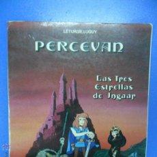 Cómics: PERCEVAN, LA ESPADA DE GANAEL, GRIJALBO. Lote 48887442