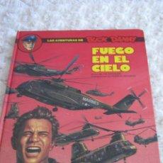 Cómics: LAS AVENTURAS DE BUCK DANNY - FUEGO EN EL CIELO N. 43. Lote 48993613