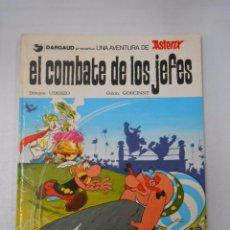 Cómics: ASTERIX. Nº 10. EL COMBATE DE LOS JEFES. UDERZO. GOSCINNY. GRIJALBO. TDKC3. Lote 49123285