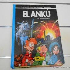 SPIROU Y FANTASIO - EL ANKU N. 39