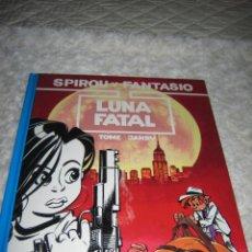 Comics : LAS AVENTURAS DE SPIROU Y FANTASIO -LUNA FATAL N. 43. Lote 49153373