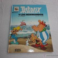 Cómics: ASTERIX ,Y LOS NORMANDOS, DE GOSCINNY Y UDERZO, GRIJALBO/DARGAUD, 1993. Lote 49299369