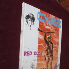 Cómics: COMANCHE Nº 1 RED DUST. HERMAN & GREG. JUNIOR GRIJALBO. 1ª ED. 1990 TAPA DURA. Lote 49377472