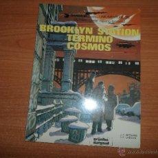 Comics : VALERIAN Nº 10 BROOKLYN STATION TERMINO COSMOS . GRIJALBO 1984 RUSTICA. Lote 49385784