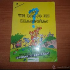 Cómics: SPIROU Y FANTASIO Nº 2 - HAY UN BRUJO EN CHAMPIÑAC - EDICIONES SEPP/MUNDIS RUSTICA. Lote 49388674