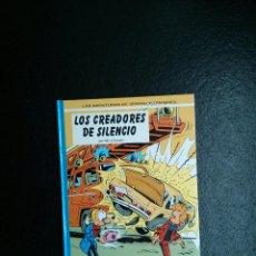 Cómics: LAS AVENTURAS DE SPIROU Y FANTASIO -Nº 45- LOS CREADORES DE SILENCIO - NIC Y CAUVIN - GRIJALBO. Lote 49405078