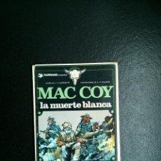 Cómics: MAC COY Nº 6 LA MUERTE BLANCA - GRIJALBO - TAPA DURA. Lote 49438302