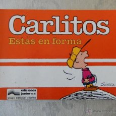 Cómics: CARLIOS Nº5, ESTÁS EN FORMA. Lote 49472754