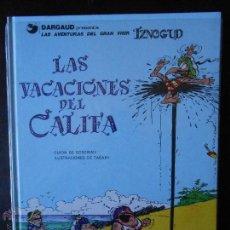 Cómics: IZNOGUD Nº 12 - LAS VACACIONES DEL CALIFA - GOSCINY, TABARY - GRIJALBO (J2). Lote 49541262