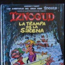Cómics: IZNOGUD Nº 17 - IZNOGUD, LA TRAMPA DE LA SIRENA - GOSCINY, TABARY - GRIJALBO - COMO NUEVO (J2). Lote 49541646