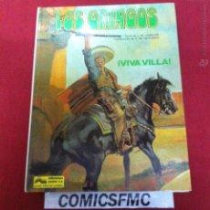 Cómics: GRIJALDO - LOS GRINGOS - VIVA VILLA NUMERO 2. Lote 49578348