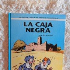 Cómics: LAS AVENTURAS DE SPIROU Y FANTASIO - LA CAJA NEGRA N- 44. Lote 49633967