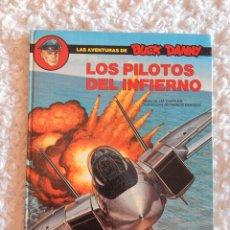Cómics: LAS AVENTURAS DE BUCK DANNY N. 42 - LOS PILOTOS DEL INFIERNO. Lote 49635906