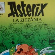 Cómics: ASTERIX / LA ZITZANIA / RENE GOSCINNY / 1983 / EN CATALÀ. Lote 49765874