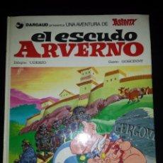 Cómics: ASTERIX EL ESCUDO ARVERNO GRIJALBO. Lote 49779937
