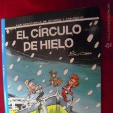 Comics : EL CIRCULO DE HIELO - SPIROU Y FANTASIO 42 - NIC & CAUVIN - CARTONE. Lote 49871560