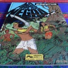 Cómics: PAPYRUS Nº 10 LA PIRÁMIDE NEGRA. GRIJALBO 1991. DIFÍCIL!!!!!!. Lote 49876890